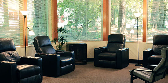Summit Addiction Treatment Interior